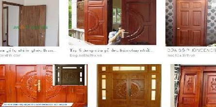 Cửa hàng thu mua cửa gỗ cũ chuyên nghiệp nhất tphcm