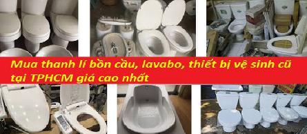 Đơn vị chuyên thu mua bồn nước cũ đã qua sử dụng ở tại tphcm