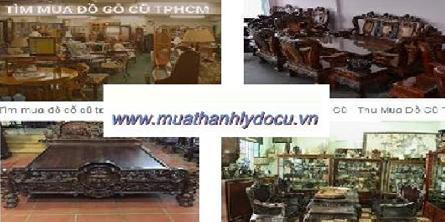 Đơn vị chuyên thu mua bàn ghế cũ tại TP HCM
