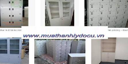 Cửa hàng thu mua thanh lý tủ locker tủ văn phòng cũ ở tại tphcm
