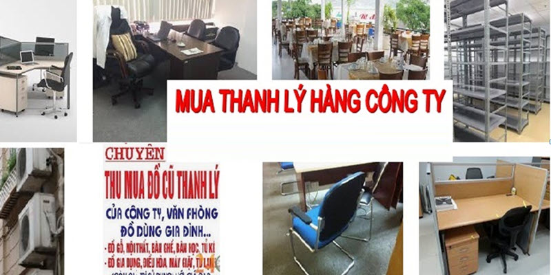 mua thanh ly hang cong ty
